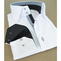 Classic Collection of #FrenchShirts avilable in stock at FrenchUpYourshirt.com