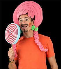 Risultati immagini per gorros locos de goma eva Crazy Hat Day, Crazy Hats, Dyi Costume, Halloween Costumes, Foam Wigs, Silly Hats, Diy Hat, Ideas Para Fiestas, Foam Crafts
