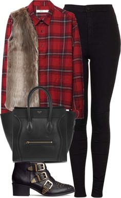 Everyday casual | fall 2014 | Fur