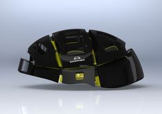 Morpher helmet for biking can be folded to be carried in your bag I Damn Geeky