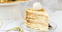 Простой иобалденно вкусный торт «Парижский коктейль»