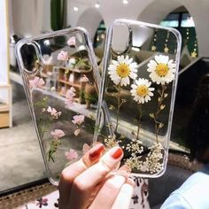 Real Dried Flowers Back Cover iPhone plus Transparent Case - Transparent Iphone 6 Plus Case - Transparent Iphone 6 Plus Case for sales. - Real Dried Flowers Back Cover iPhone plus Transparent Case Diy Phone Case, Cute Phone Cases, Iphone Phone Cases, 5s Cases, Amazing Phone Cases, Cool Iphone Cases, Phone Cover, Iphone 8 Plus, Phone Cases