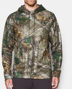 8f852d331996a Men's UA Storm Camo Hoodie 1 Color $74.99 Camo Hoodie, Fleece Hoodie, Under  Armour