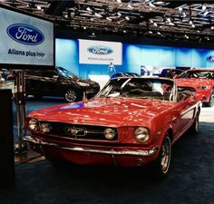 The Mustang made its Canadian debut recently at the Montreal International Auto Show. The Ford Blog has the scoop in this story and video.