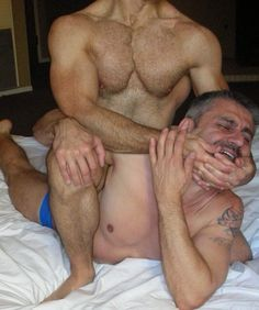 muscleman dominating gay daddy GlobalFight personals