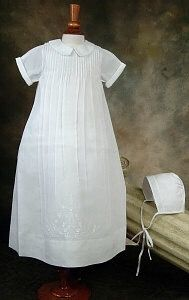 eb0f54417 Christening Gowns For Boys, Baby Boy Gowns, Baptism Gown, Christening Outfit,  Baby