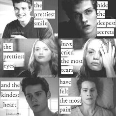 teen wolf, pain, and lydia afbeelding