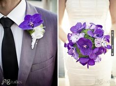 purple suit | CHECK OUT MORE IDEAS AT WEDDINGPINS.NET | #bridesmaids