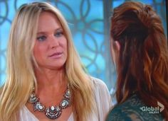"""""""The Young and the Restless"""" spoilers for Tuesday, August 25, tease that Sage's (Kelly Sullivan) baby shower will get underway. Mariah will ask Kevin"""