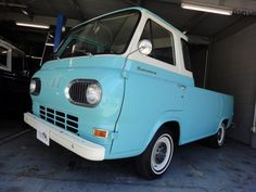 1965 Ford Econoline Pickup | BRONCO RANCH