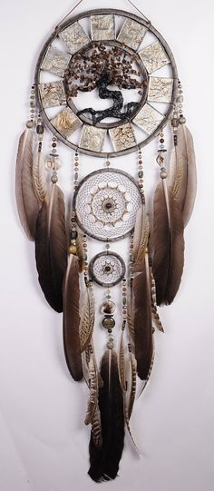 Brown Dream Catcher Tree of life gray Dreamcatcher cat's eye Dreamсatcher wall handmade idea gift birthday native american dream catchers          *************************************************************************    Healing properties Labrador  In folk medicine there is an opinion that the Labrador contributes to the overall strengthening of the body. Some healers believe that this mineral relieves pain in diseases of the spine and joints. Litotherapists believe that Labrador helps…