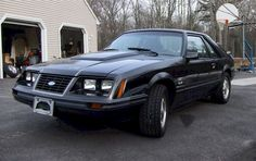 1983 1984 Mustang GT Decals /& Stripes Kit