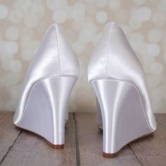 de23005b8814 Minka (Color May Be Customized) - Ellie Wren. Ellie Wren Wedding Shoes ...