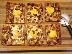 Recipe Of The Day: Breakfast P28 Pizza
