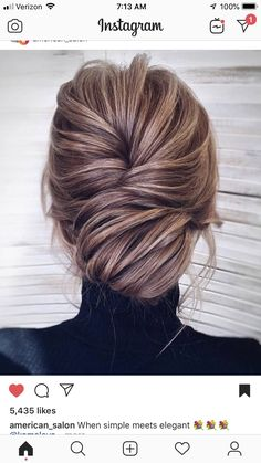 Trendy Wedding Hairstyles Classic Updo Low Buns - New pins Low Bun Hairstyles, Elegant Hairstyles, Bride Hairstyles, Party Hairstyles, Classic Hairstyles, Formal Hairstyles, Hairdos, Summer Wedding Hairstyles, Bridal Hair