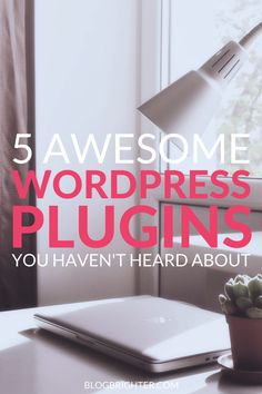 WordPress plugins add functionality and overall awesomeness to your WordPress blog. Here are 5 plugins that I love that you may not have heard about before.