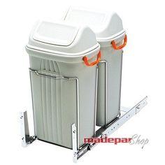 cozinha cesto lixo embutido - Pesquisa Google