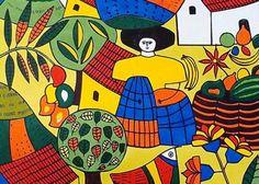 Folk Art From El Salvador (165 pieces)