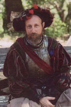 Jakob der landsknecht. Taken at RPFN,  2003.