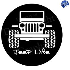 jeep life tire cover