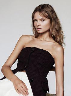 Magdalena Frackowiak by Ward Ivan Rafik for Rush Magazine 2014-2015