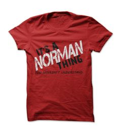Norman Thing! You Wouldnt Understand