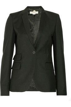 Stella McCartney Roman wool and mohair-blend blazer