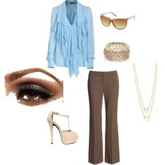 Business Look, created by mandy-smith-laine on Polyvore