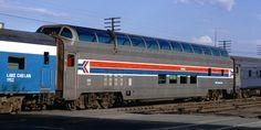 Amtrak Auto Train #9301 passenger car (rebuilt with HEP 1985).