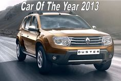 Car of the Year 2013 - Carspeci. Renault Duster has been chosen as the car of the year 2013 defeating the Ertiga and the Elantra