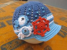 çoçuk şapka modeli