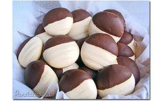 PANELATERAPIA - Blog de Culinária, Gastronomia e Receitas: Bolachinha de Leite Condensado com Chocolate
