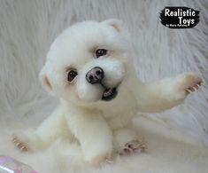 Umka polar bear cub