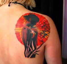 Geishas: simbolismo, origen y 60 ideas para tatuarse