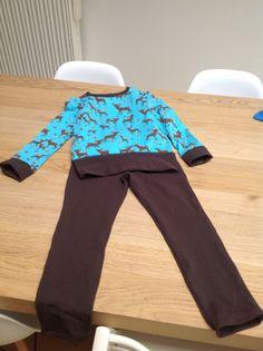 Pyjama patroon ottobre