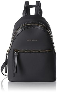 Get the best price from European Amazon. Tommy Hilfiger Women s LOVE TOMMY  MINI BACKPACK SOLID a4775b8be24