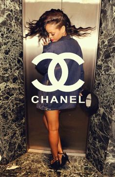 Rihanna Chanel Ad
