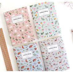 2016 PlanD Mellow vintage undated diary scheduler by PlanD. The Mellow diary is a cute and small scheduler to keep track of your schedule