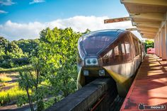 Nara Dreamland Monorail, Japan