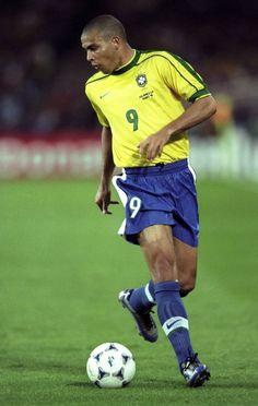 El Fenómeno Ronaldo.