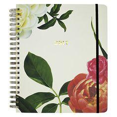 Buy kate spade new york 17 Month Floral Agenda, Large Online at johnlewis.com