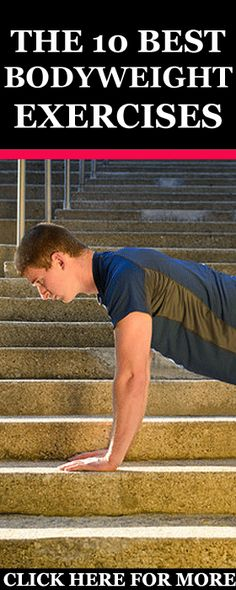 today I decided to share with you some excellent bodyweight strength exercise you can do at home in minimal time and with no equipment required: http://www.runnersblueprint.com/10-best-bodyweight-exercises/ #Runners #Bodyweight #Exercise