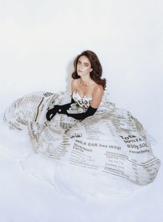 Kaya Scodelario - Interview Magazine - October 2014Photographed by Tung Walsh