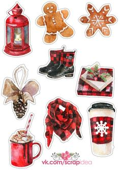 Roses_стили и странички для скрапа Christmas Pictures, All Things Christmas, Christmas Time, Christmas Crafts, Journal Stickers, Scrapbook Stickers, Planner Stickers, Planner Bullet Journal, Bullet Journal Ideas Pages