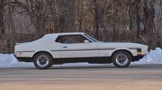 ... 1972 Mustang Mach 1, Performance Cars, Gto, Automatic Transmission, Cars And Motorcycles, Classic Cars, Indie, Auction, Muscle