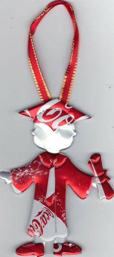 DIY                                                             Coca-Cola figure graduation