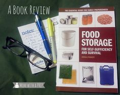 This is THE book to keep in your PREParedness library for Food Storage. It's Mom with a PREP approved! | #prepbloggers #foodstorage