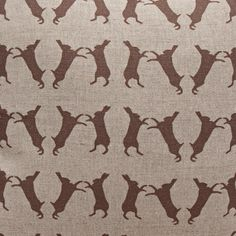 Boxing Hares Fabric. From  RawXclusive. Love it.