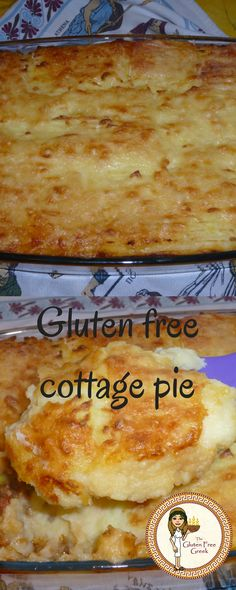 Gluten Free Cosy Cottage Pie Recipe Check out my blog below for the recipe!