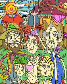 2012 #cartoon #draw #artfido #artsanity #artwork #colour #drawing